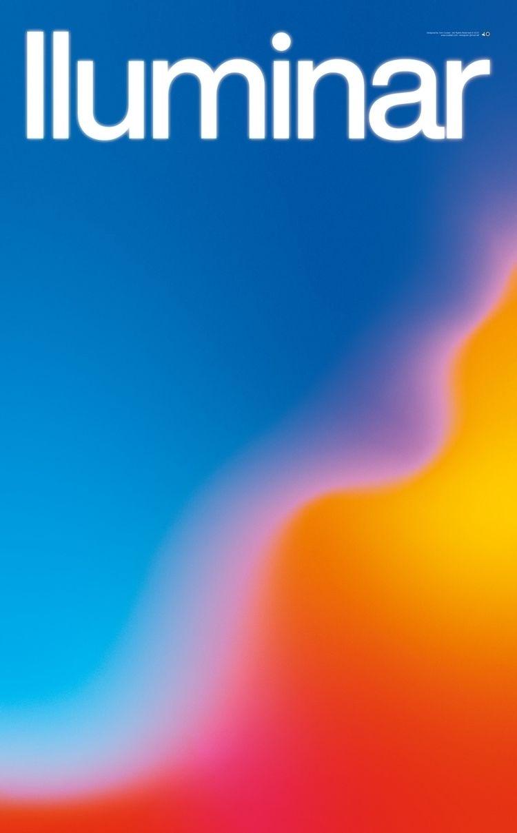 Iluminar + Figment 1 - poster, posterdesign - madleif | ello