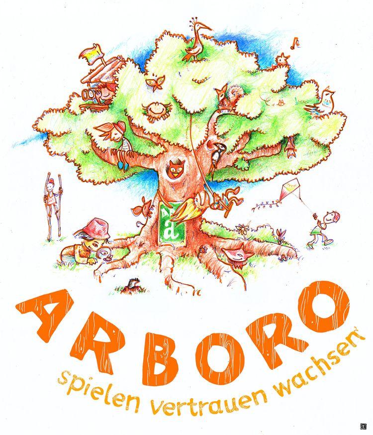 plakat-design … forest school b - _ttf   ello