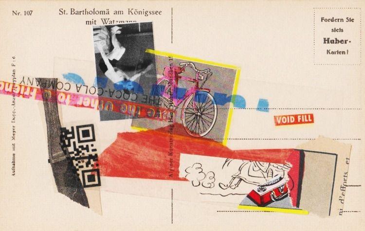bottom mind - collage, collageart - cultofsharon | ello