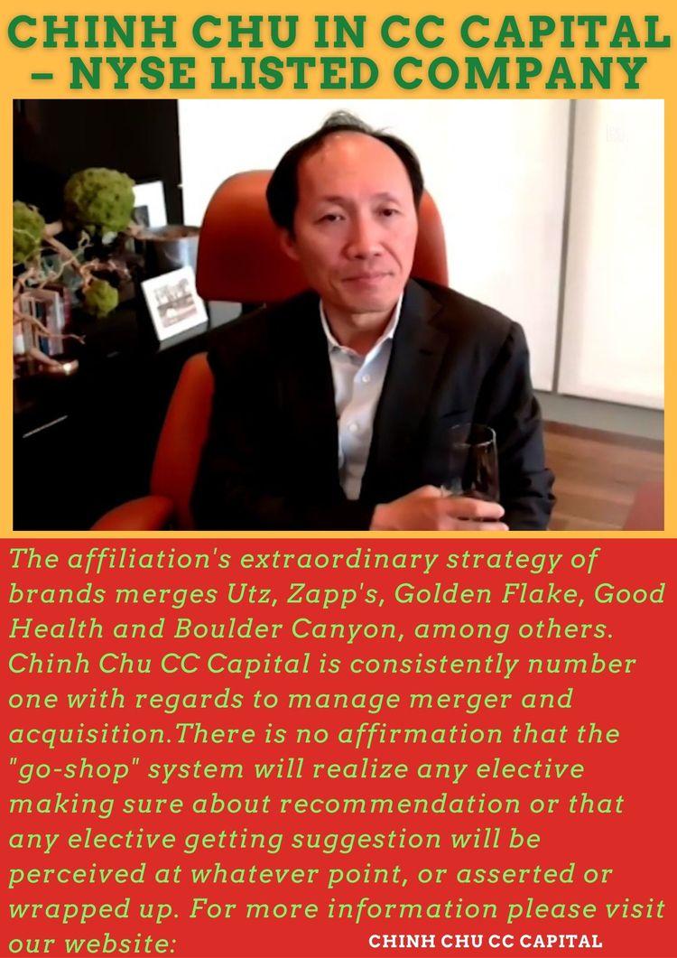 Chinh Chu CC Capital – NYSE Lis - chinhchucccapital | ello