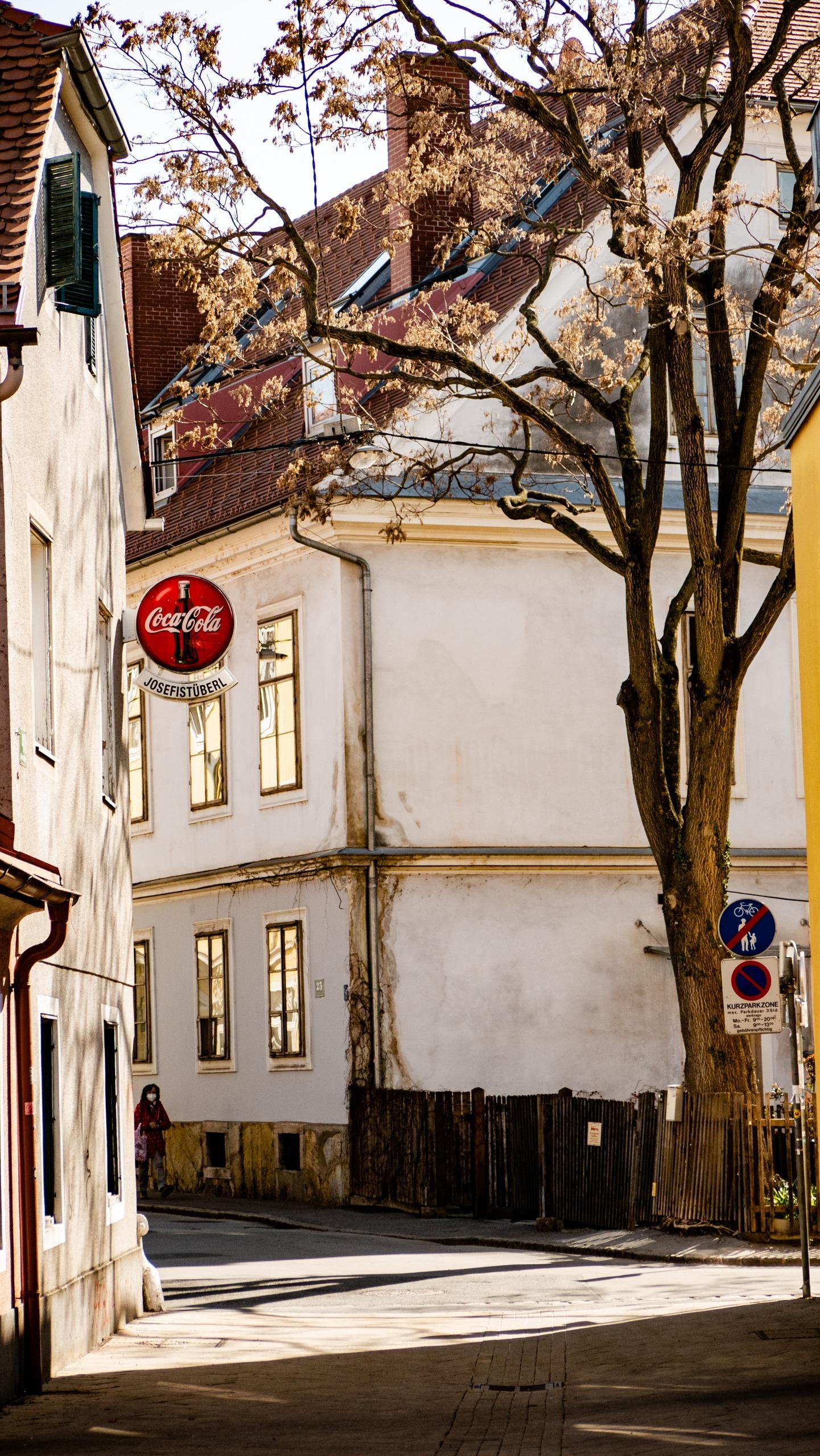 Die Marschallgasse Graz - street - marcstipsits | ello