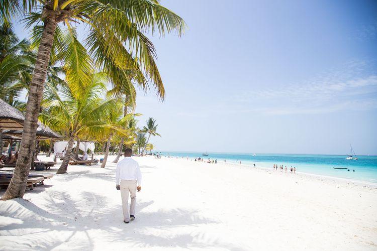 Zanzibar Beach Zuri Zanzibar - Sand - featuresafrica | ello