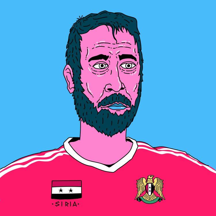Siria - osmangranda   ello