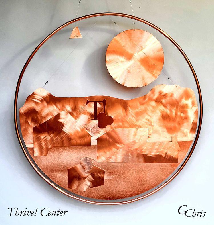 Thrive! Center, place thrive. S - thriveendeavor   ello