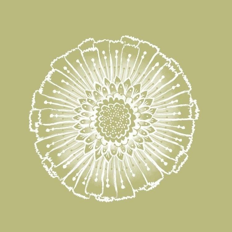 Complicated Flower 9 - peninasharon | ello
