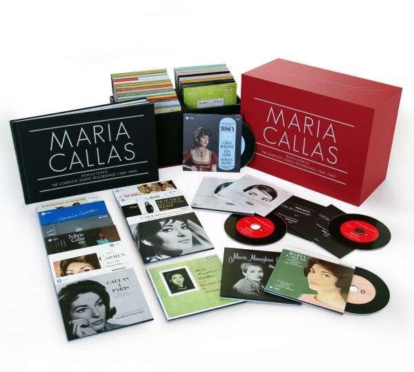 Callas remastered: big present  - achilles_shadow | ello