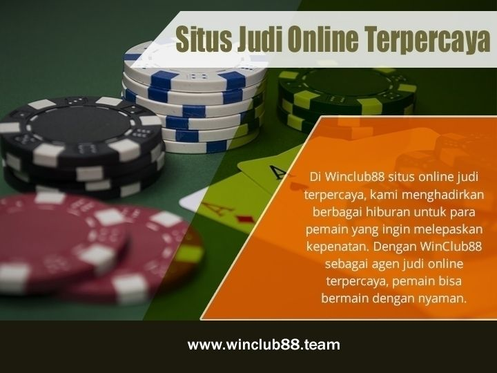 Situs Judi Slot Online Terperca - winclubteam | ello