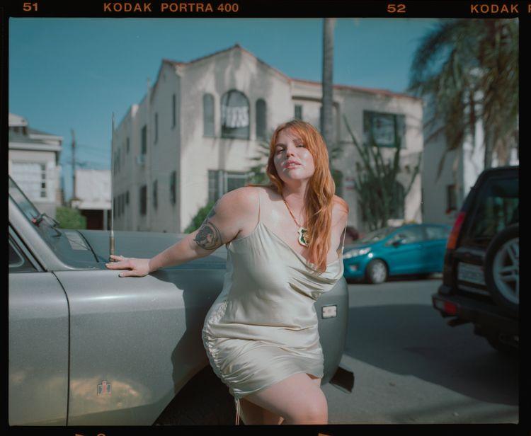 Kelsey Loren LA shot 120mm - joellegrace | ello