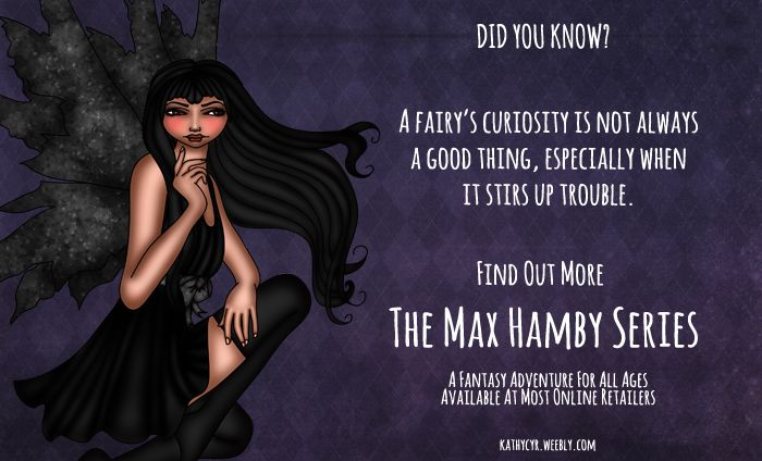 Fairy Curiosity Max Hamby Book  - kathycyrwriter | ello