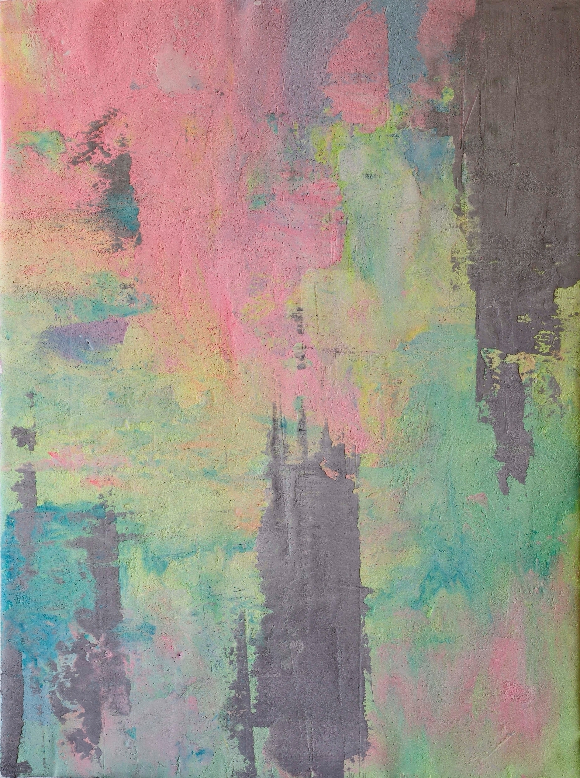 neon concrete canvas sheet | vi - aria_anastasiou | ello