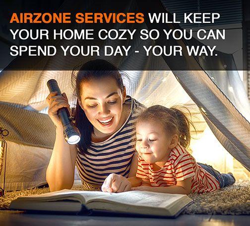 Airzone Services Home Cozy Spen - airzoneservices | ello