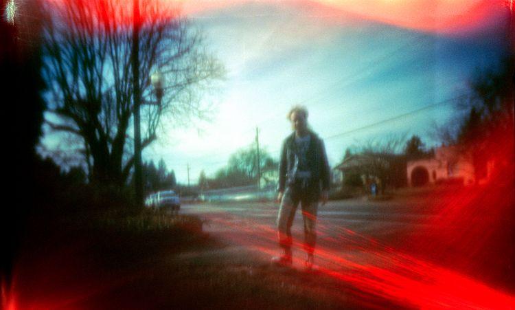 Pinhole camera // Kodak Portra  - the69thdimension   ello