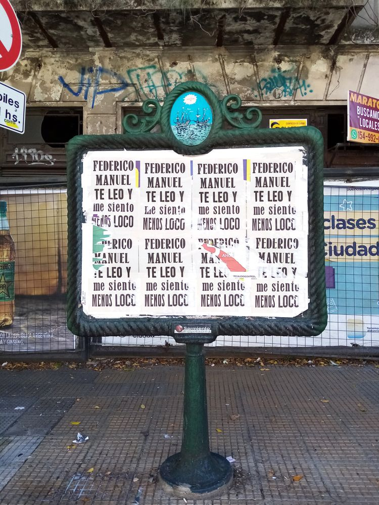 FEDERICO MANUEL HOMENAJES URBAN - giorggastudio | ello