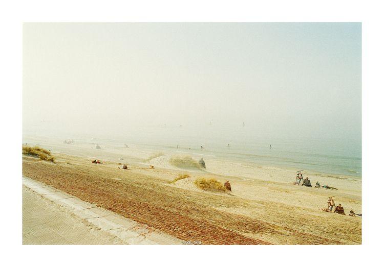 film fujicolor C200 double expo - ol_sea | ello