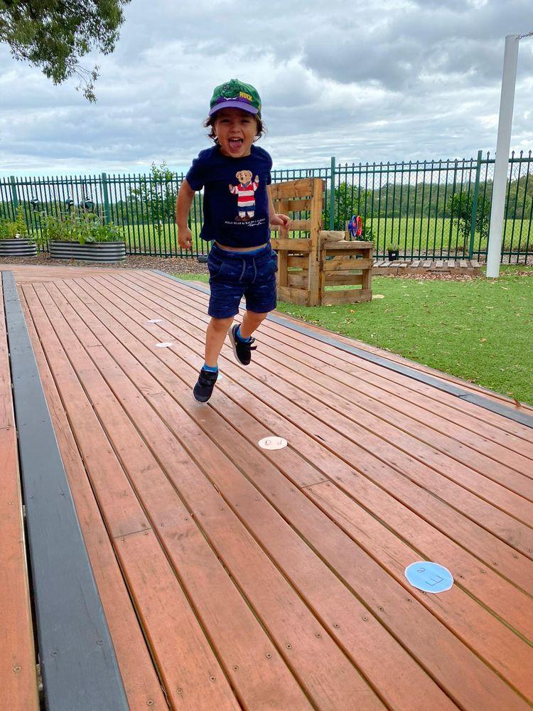 Register child leading Daycare  - wigglesandgiggles   ello