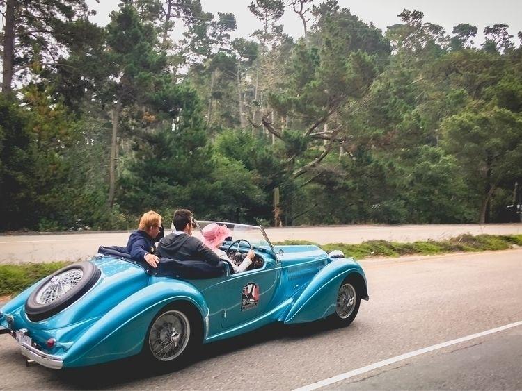 Follow Pebble Beach - classiccars - tramod | ello