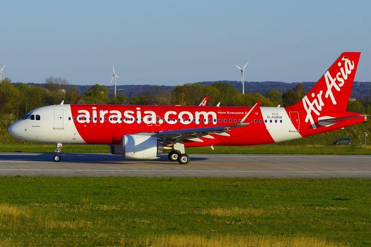 Air Asia Airbus A320-251N, HS-G - brummi | ello