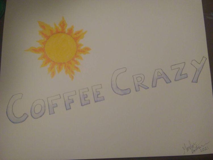 FaberCastell, Coloredpencil, Watercoloredpencil - coffeecrazy   ello