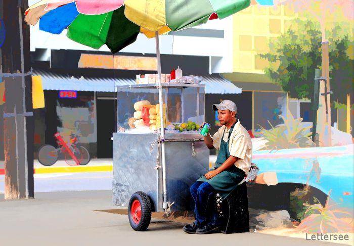 Selling freshly pressed fruit j - lettersee | ello