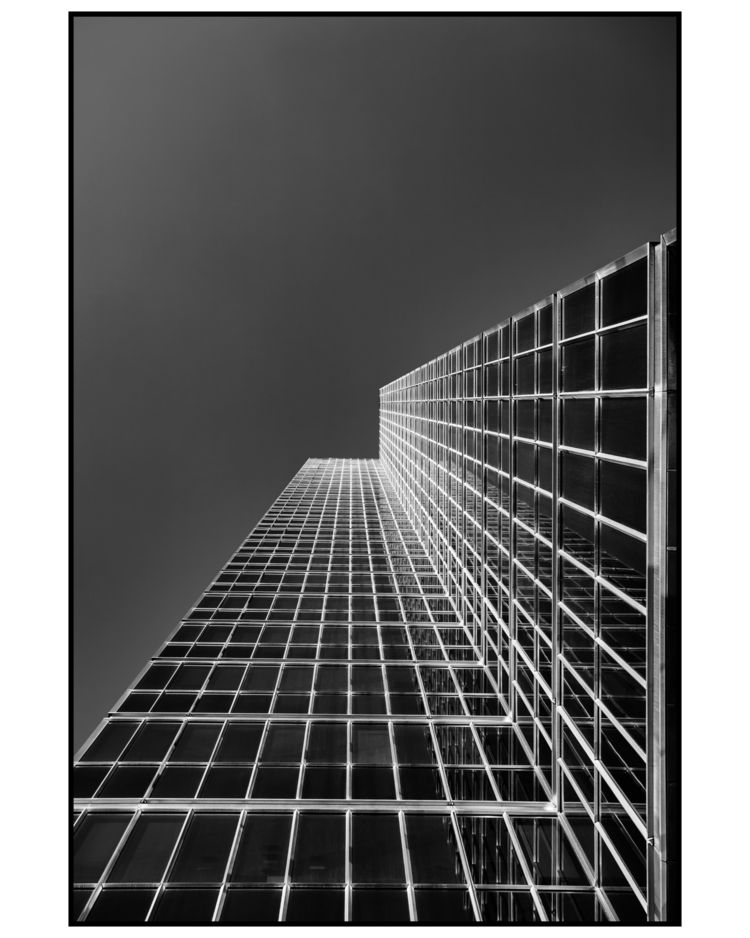 City/Sky Series: Inverted Monol - attilaataner   ello