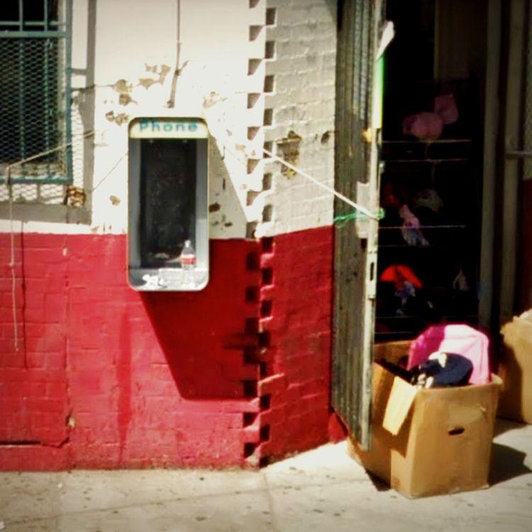 Walls / South Oregon Street, El - dispel | ello