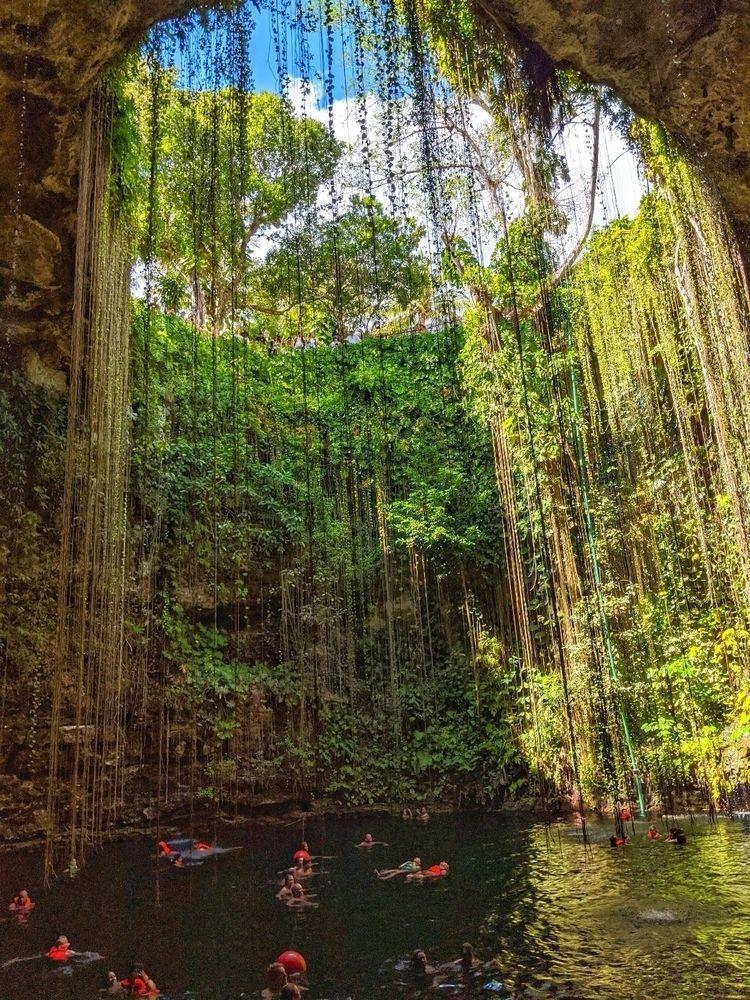 swam cenote add bucket list - cttkdking   ello