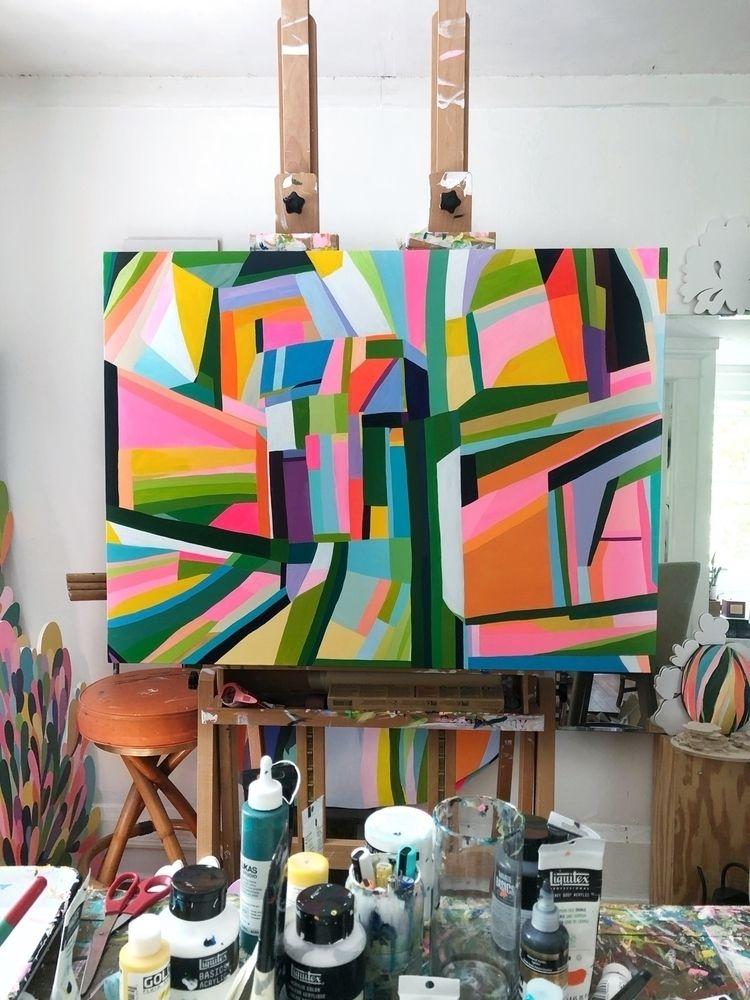 stuff :relaxed:️ full-time art  - angietherose   ello