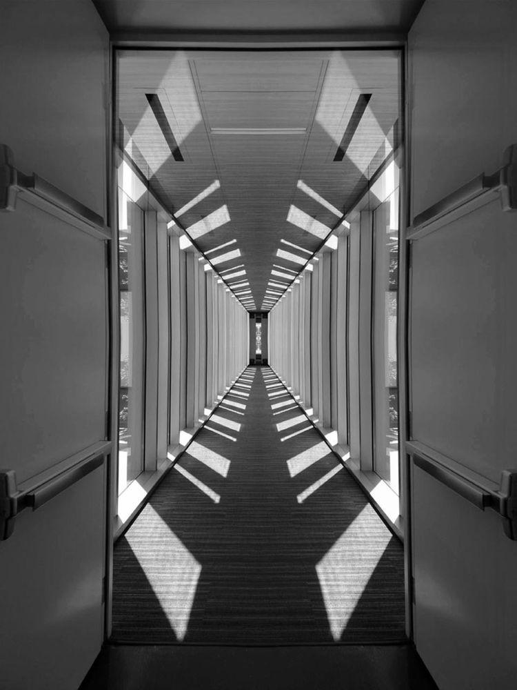 corridor....@hatun - elloart..@ello....#landscapes. - zygzwurx   ello