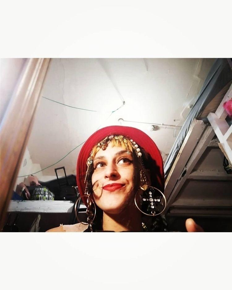 Golden fringe - headpiece, artefacts - violetadada | ello