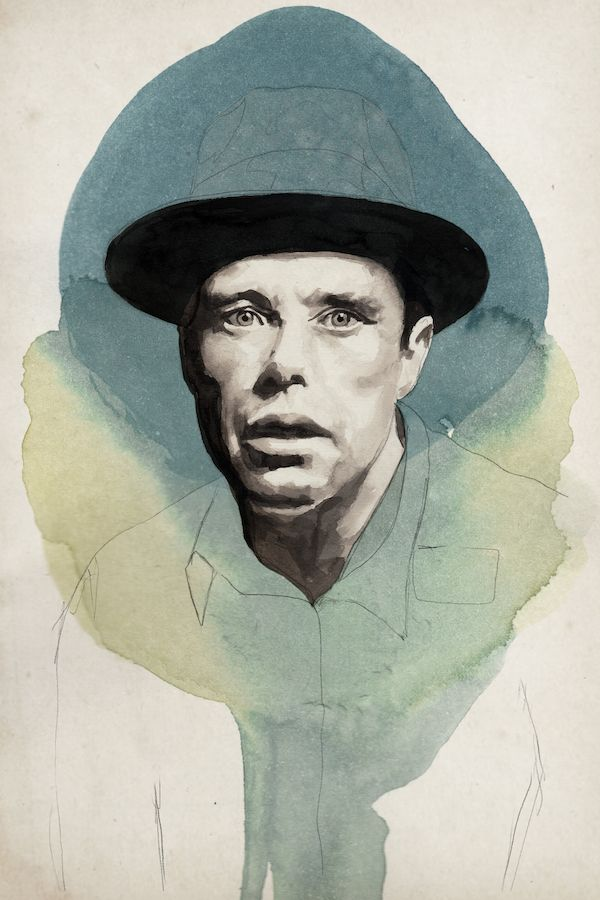 Born 100 years today: Joseph Be - daviddiehl | ello