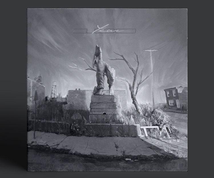 Album cover design Progressive  - jeremykiraly | ello