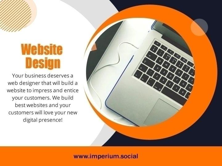 Website Design Kingston Ontario - imperiumsocial | ello