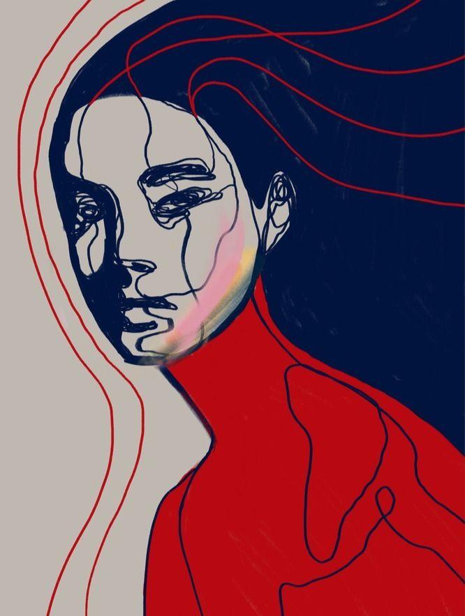 Portrait Colors Series - art, portrait - jucamaximo | ello