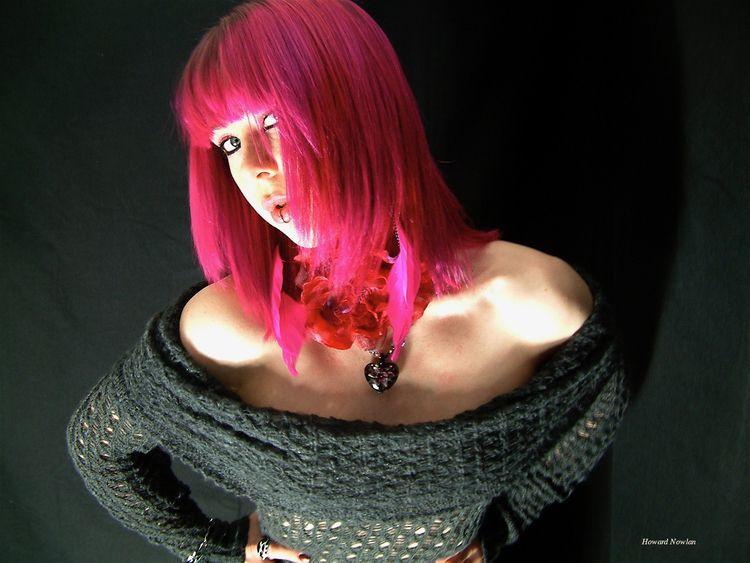 Lightworks. Model: Magenta - Photography - beautifullybared | ello
