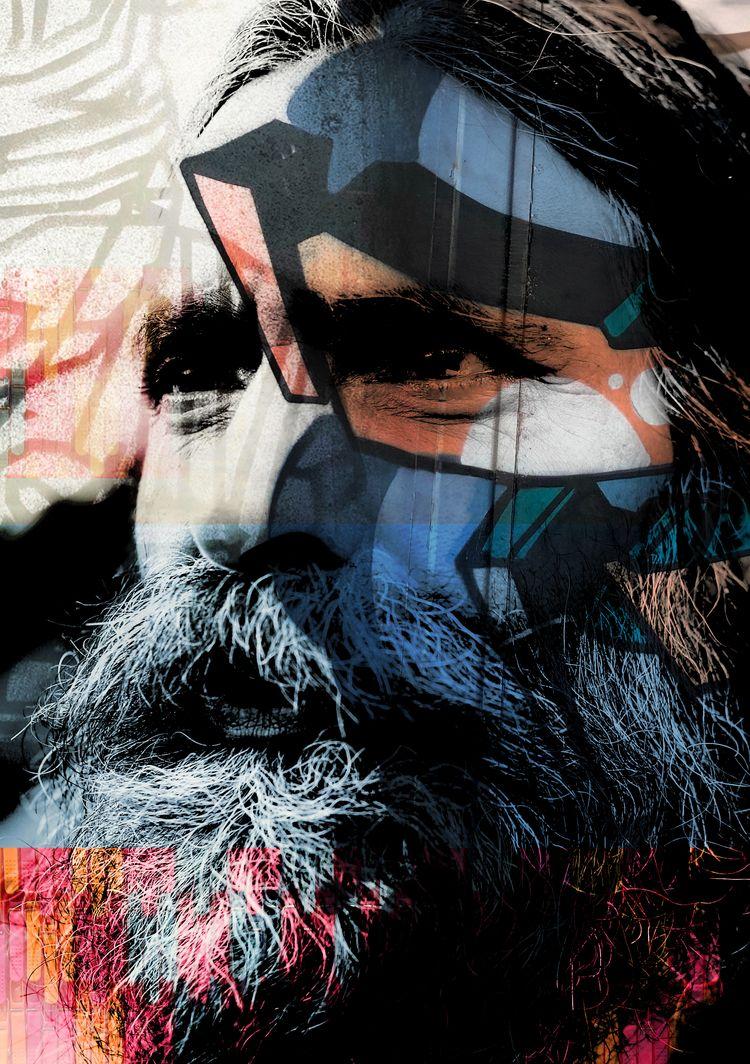 Urban Man 5 - urban, photography - visualalchemy   ello