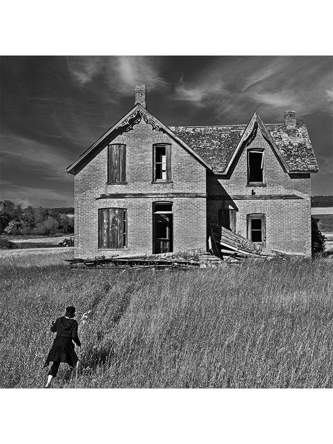 Abandoned farm house - Manitoba - von_mcknelly | ello