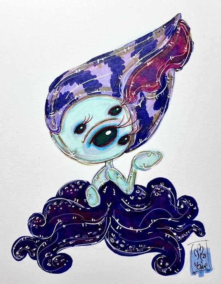 15/31: linktree: linktr.ee/tent - tentaclemadestudios | ello