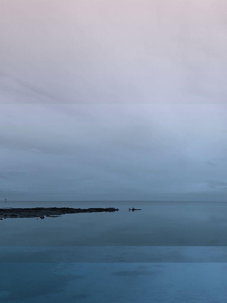 Bayside Sonnet 7 - photography, digitalart - visualalchemy   ello