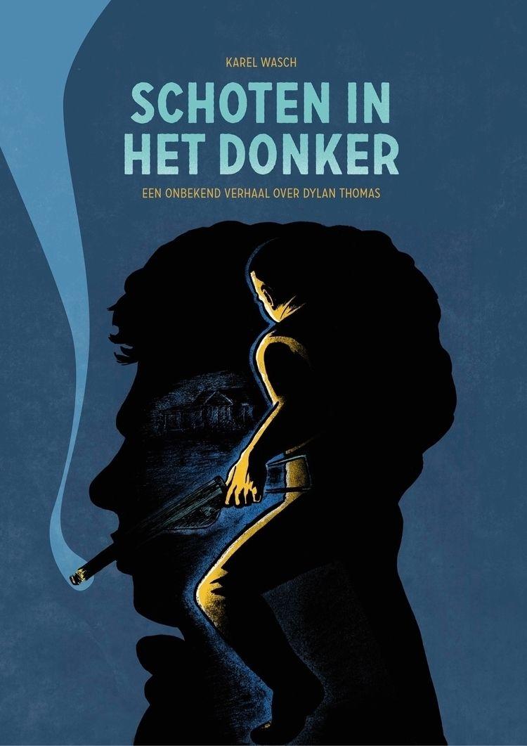 Cover design famous poet Dylan  - donorbrain | ello