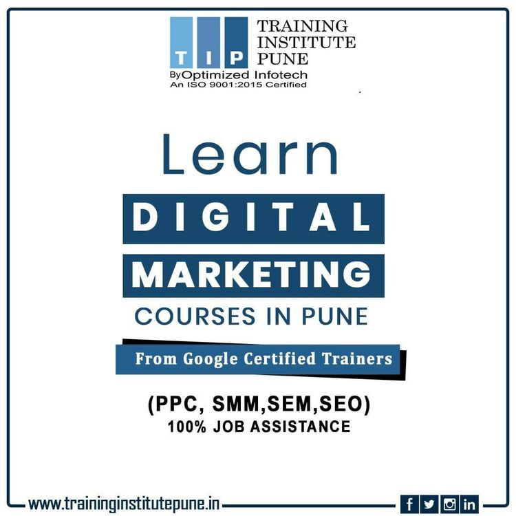 Digital Marketing Courses Pune  - tipdm | ello