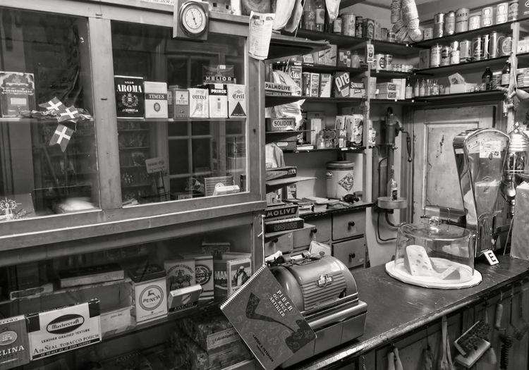grocery store frozen time - blackandwhite - janconphotography   ello