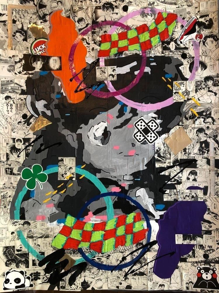 Patterns influences (glitch) la - andrew_indelicato | ello
