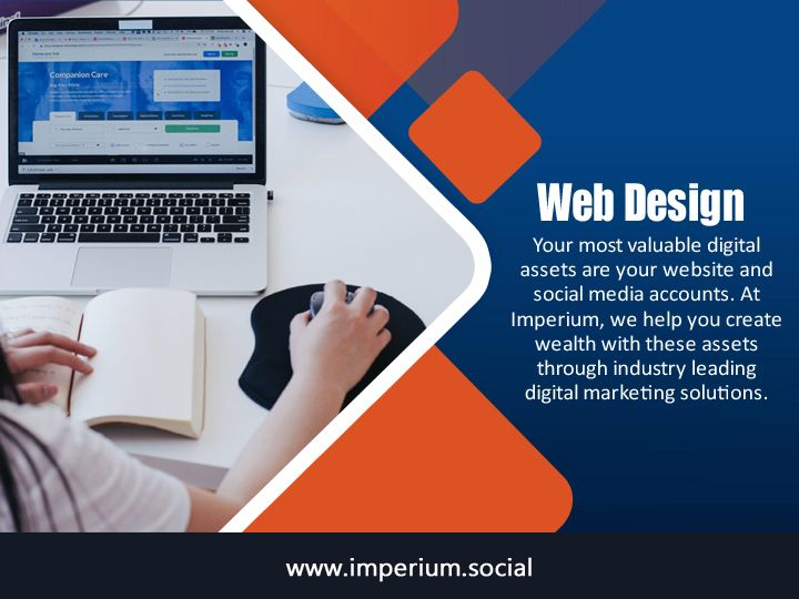 Kingston Web Design designers b - imperiumsocial | ello