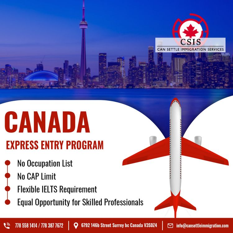 Express Entry Applications Cana - cansettle | ello