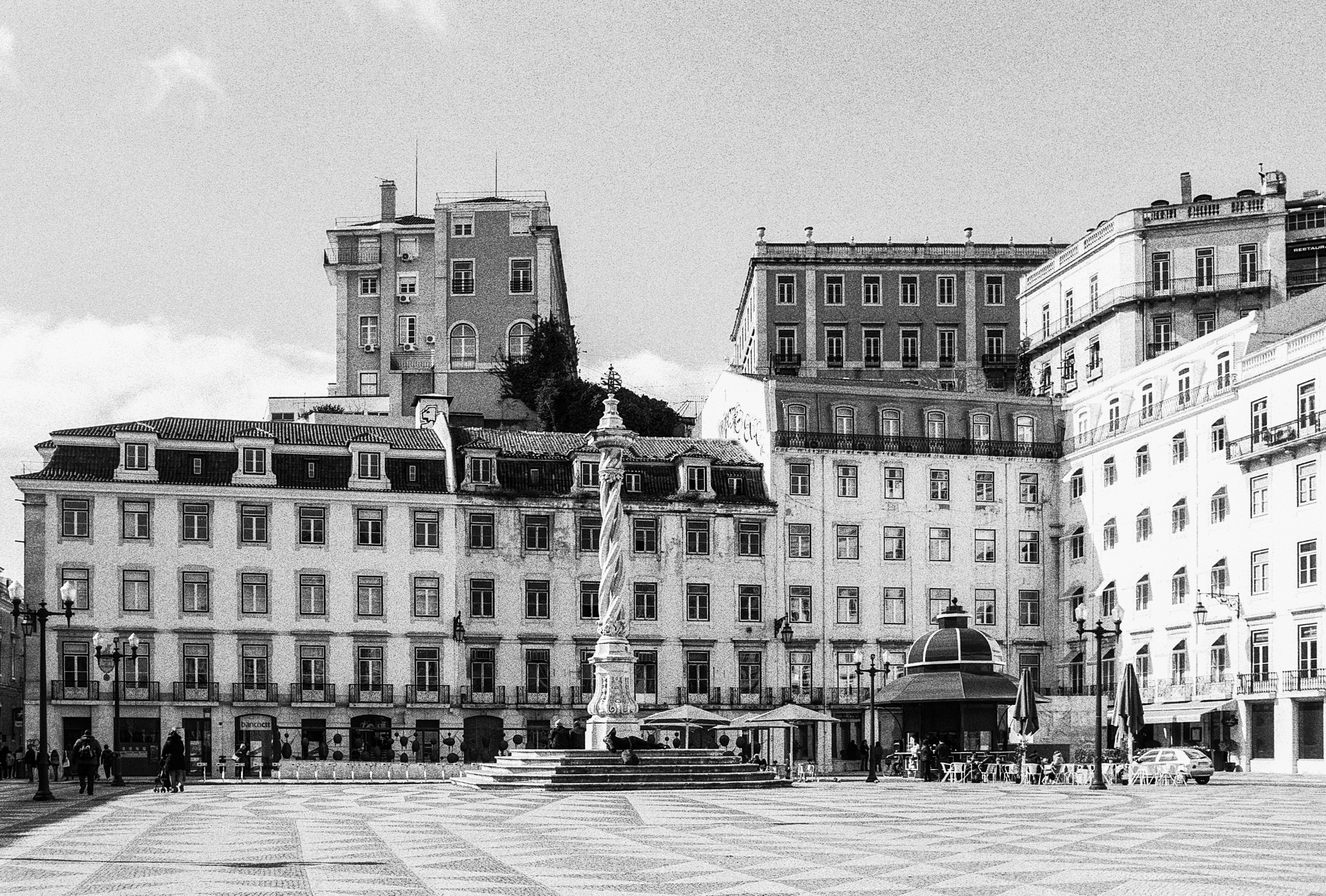 Lisbon FM2 - blackandwhitephotography - hjsphoto   ello