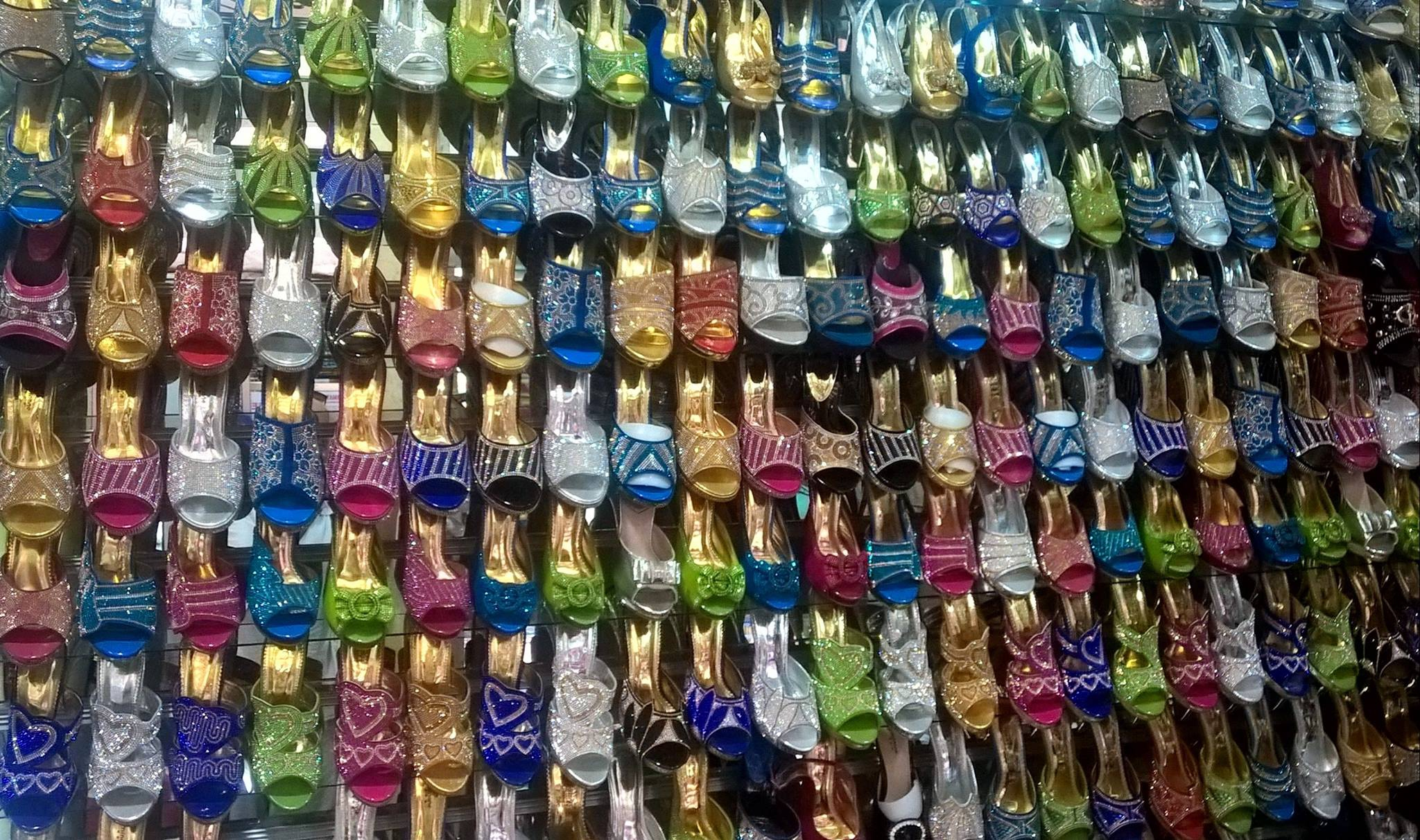 Dakar Bling shoe shop HLM (2017 - afropolitan   ello