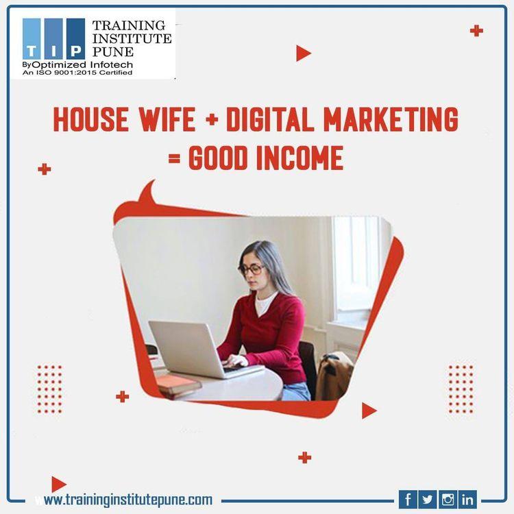 House wife + Digital Marketing  - tipdm | ello