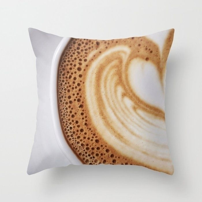 Cup Coffee Throw Pillow Product - roxart-nightmare-archive   ello