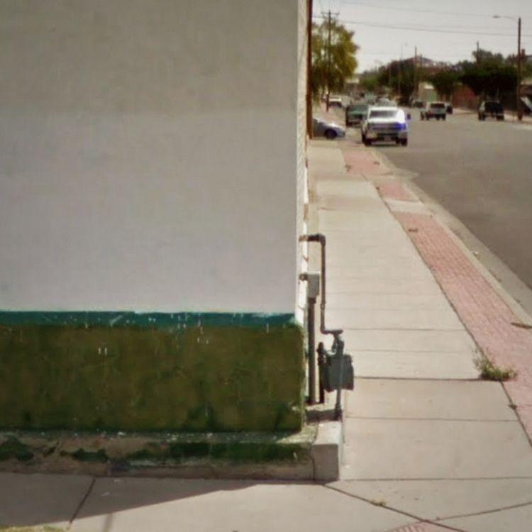 Walls / South Virginia Street,  - dispel | ello