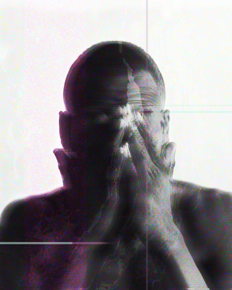 Pixel Portrait 1 - photography, digitalart - visualalchemy   ello